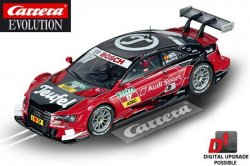 Carrera EVOLUTION Audi A5 DTM Molina 1/32 Slot Car 20027509