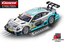 Carrera EVOLUTION AMG Mercedes C-Coupe DTM Juncadella 1/32 Slot Car 20027510