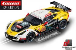 Carrera EVOLUTION Chevrolet Corvette C7.R Motul 1/32 Slot Car 20027519