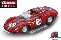 Carrera EVOLUTION Ferrari 365 P2 1/32 Slot Car 20027536