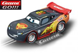Carrera GO Cars CARBON Lightning McQueen 1/43 Slot Car 20064050