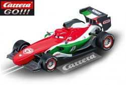 Carrera GO Cars CARBON Francesco Bernoulli 1/43 Slot Car 20064051
