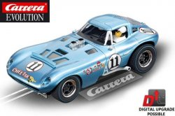 Carrera EVOLUTION Bill Thomas Cheetah 1/32 Slot Car 27452