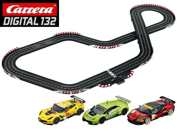 Image 1 of Carrera 20030191 DIGITAL 132 Pure Speed 1/32 Race Set