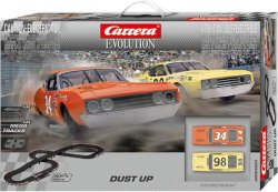 Carrera EVOLUTION Dust Up 1/32 Race Set 20025223