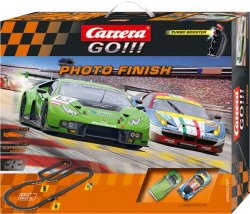 Carrera GO Photo Finish 1/43 Race Set 20062397