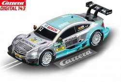 Carrera DIGITAL 143 AMG Mercedes C-Coupe DTM Juncadella 1/43 Slot Car 20041390