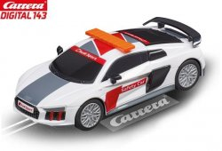 Carrera DIGITAL 143 Audi R8 V10 Plus Safety Car 1/43 Slot Car 20041391