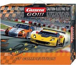 Carrera GO GT Competition 1/43 Race Set 20062379