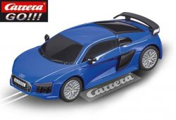Carrera GO Audi R8 V10 Plus 1/43 Slot Car 20064059