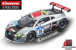 Carrera EVOLUTION Audi R8 LMS Audi Sport Team 1/32 Slot Car 20027532