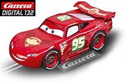 Carrera DIGITAL 132 Cars NEON Lightning McQueen 1/32 Slot Car 20030751
