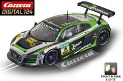 Carrera DIGITAL 124 Audi R8 LMS Yaco Racing 1/24 Slot Car 20023826