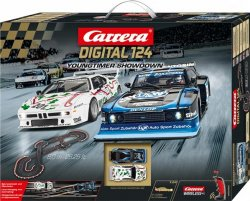 Carrera  DIGITAL 124 Youngtimer Showdown 1/24 Race Set 20023626