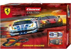 Carrera EVOLUTION Ferrari Racers 1/32 Race Set 20025222