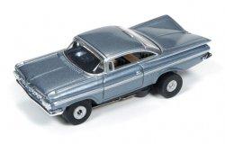 Auto World ThunderJet R18 1959 Chevy Impala HO Slot Car