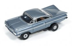 Auto World ThunderJet R18 1966 Ford Fairlane HO Slot Car