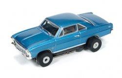 Auto World ThunderJet R18 1966 Chevy Nova SS HO Slot Car