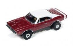 Auto World ThunderJet R18 1969 Dodge Charger HO Slot Car