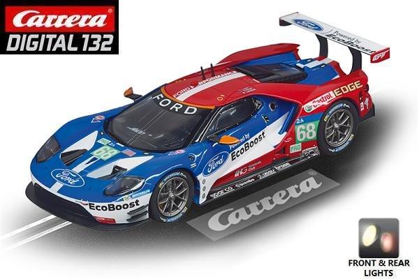 carrera digital 132 ford gt race car 1 32 slot car 20030771. Black Bedroom Furniture Sets. Home Design Ideas