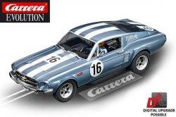 Carrera EVOLUTION Ford Mustang GT 1/32 Slot Car 20027525