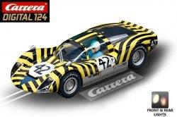 Carrera DIGITAL 124 Porsche Carrera 6 1/24 Slot Car 20023813