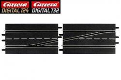 Carrera DIGITAL 124/132 Lane Change Track LEFT 30343 - USED