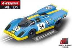 Carrera EVOLUTION Porsche 917K Gesipa Racing Team 1/32 Slot Car 20027552