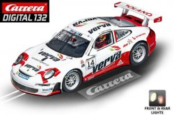 Carrera DIGITAL 132 Porsche GT3 RSR Lechner Racing 1/32 Slot Car 20030727