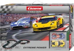 Carrera EVOLUTION Extreme Power 1/32 Race Set 20025218
