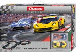 Carrera EVOLUTION Extreme Power 1/32 Race Set
