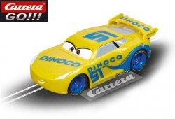Carrera GO Cars 3 Dinoco Cruz 1/43 Slot Car 20064083