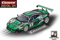 Carrera DIGITAL 124 Ferrari 458 Italia GT3 AF Corse 1/24 Slot Car 20023839