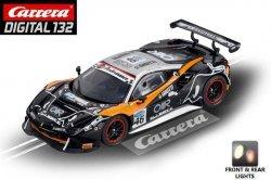 Carrera DIGITAL 132 Ferrari 488 GT3 Black Bull Racing 1/32 Slot Car 20030808
