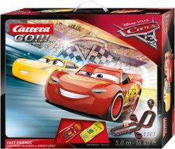 Carrera GO Cars 3 Fast Friends 1/43 Race Set 20062419