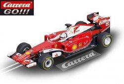 Carrera GO F1 Ferrari SF16-H Vettel 1/43 Slot Car 20064086
