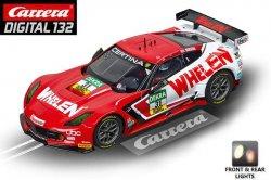 Carrera DIGITAL 132 Chevrolet Corvette C7.R Whelen 1/32 Slot Car 20030787