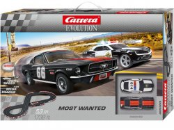 Carrera EVOLUTION Most Wanted 1/32 Race Set 20025228