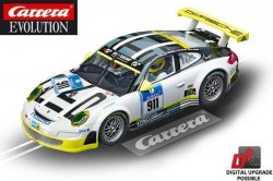 Carrera EVOLUTION Porsche GT3 RSR Manthey Racing 1/32 Slot Car 20027543