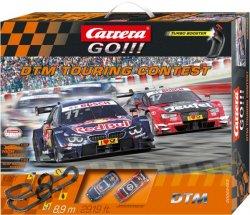 Carrera GO DTM Touring Contest 1/43 Race Set 20062423