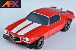AFX Mega-G+ Mustang Mach 1 HO Slot Car 22000