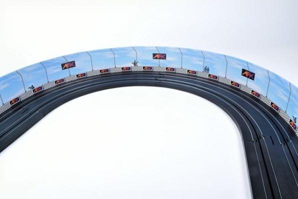 Image 1 of AFX Race Barrier 1071