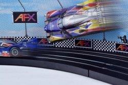 AFX Race Barrier 1071