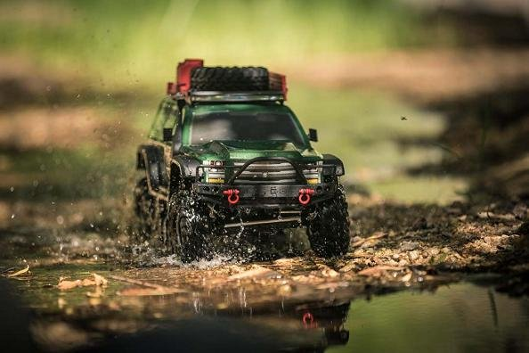 Image 5 of Redcat Everest Gen7 PRO Electric 1/10 RC Crawler RTR w/ FREE Scale Accessory Set