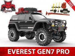 Redcat Everest Gen7 PRO 4x4 1/10 RC Crawler RTR w/ FREE Scale Accessory Set