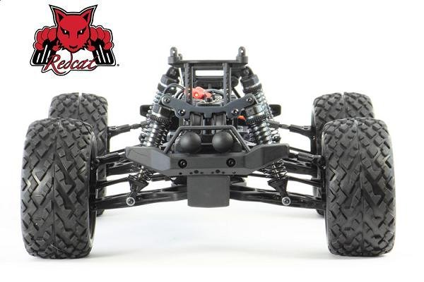 Redcat Terremoto-10 V2 Brushless 1/10 RC Monster Truck Chassis