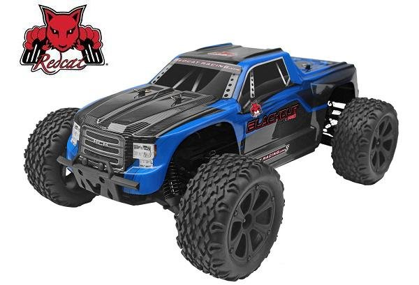 Redcat Blackout XTE PRO Brushless 1/10 RC Monster Truck RTR