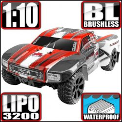 Redcat Blackout SC PRO Brushless 1/10 RC Short Course Truck RTR
