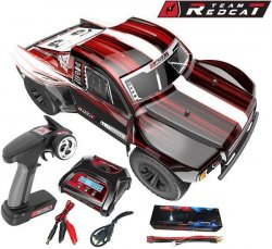 Team Redcat TR-SC10E Brushless 1/10 RC Short Course Truck RTR Combo
