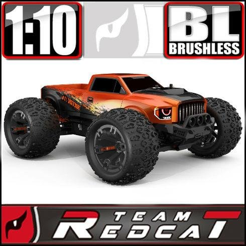 Team Redcat TR-MT10E 4WD